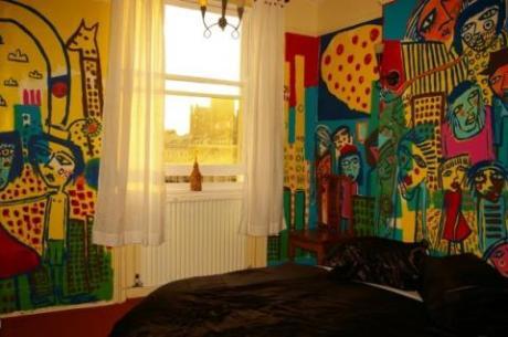 Mel Sheppard room
