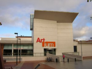 The Artium in Vitoria-Gasteiz